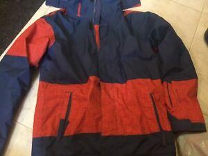 Quicksilver Boys Winter jacket 14