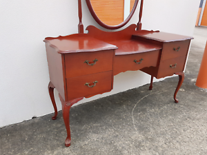 Queen Anne Mirrored Dresser Chermside Brisbane North East Preview