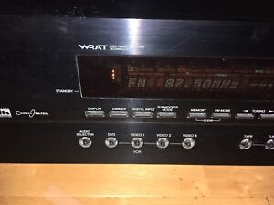 Onyko receiver Moving on fri hoping to sell prior