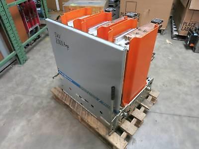 GE Power/Vac 2000A VB 4.16-250-1 5kV Vacuum Breaker General Electric PowerVac