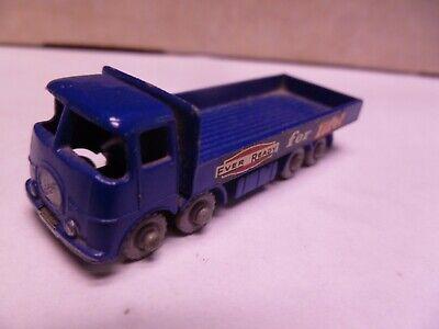 1:87 Scale- Matchbox- ERF 686  Truck - NO BOX