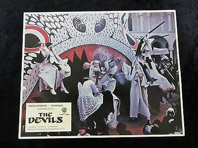 THE DEVILS lobby card #3  KEN RUSSELL British lobby card