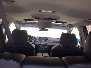 Acura MDX Technology 2011 all service records 7 seats AWD