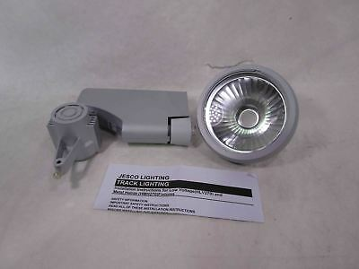 Jesco Lighting JMH270T6NF39-S Low Voltage Contempo Series Track Head - Silve NEW