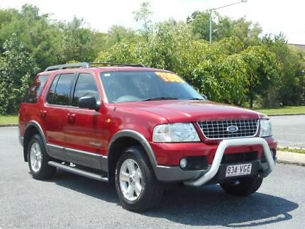 2005 Ford Explorer 4WD ROADWORTHY Westcourt Cairns City Preview
