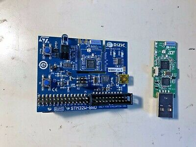 Stm32w108c-sk Arm Stm32 Development Board Kit