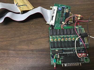Tape Reader To Rs232 Adaptor Converter Mori Seiki Yasnak Cnc Nc Lathe Mill