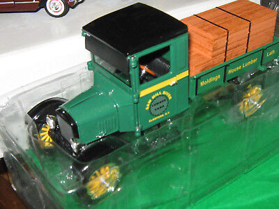 National Mint Museum 1923 Ford TT Pick-up W/Load-FREE SHIPPING