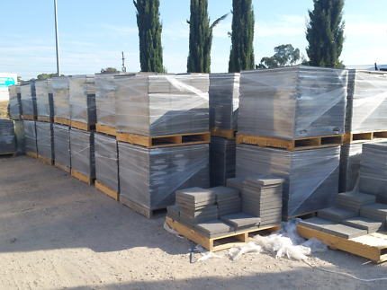 PAVERS FOR GARAGE OR SHED FLOOR 300x300x40
