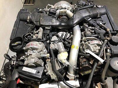Original Mercedes W164 R251 280-320 CDI Motor OM 642940 W211. W204 W221 Top.