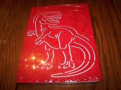 Melissa and Doug Dinosaur Stencils - New and Sealed T Rex - Others.