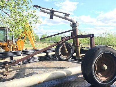 Rainbird Big Gun Irrigation Sprinkler Cart