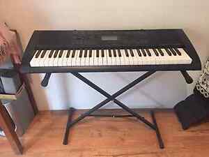 Casio CTK-3000 Keyboard with stand Concord West Canada Bay Area Preview
