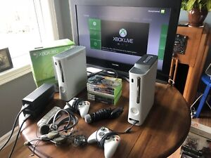 Xbox 360, games, guitars and more plus extra console