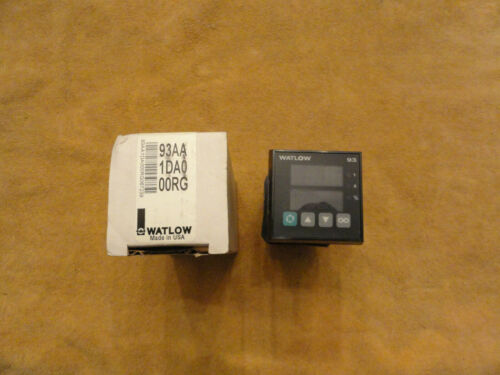 Watlow 93AA-1DA0-00RG Temperature Controller