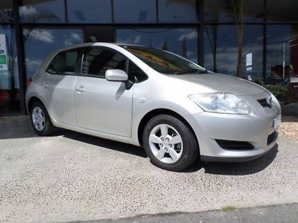 Toyota Corolla Ascent Hatchback 2008 Traralgon East Latrobe Valley Preview