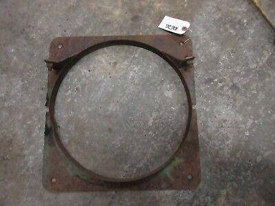John Deere Unstyled B Radiator Fan Shroud Ab229r