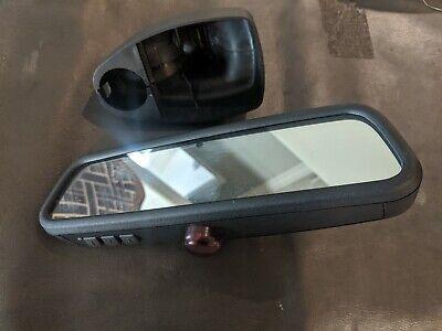 BMW E46 330I 325i E39 540i 525i Rear View Mirror Homelink UGDO Auto Dim UPGRADE