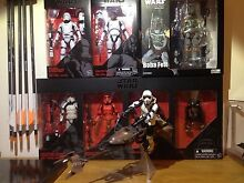 Star Wars black series&bobba fett by revoltech Willetton Canning Area Preview
