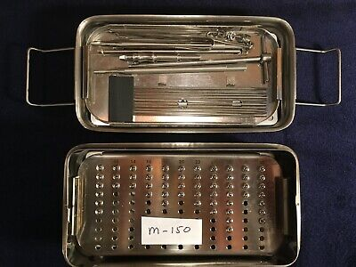 Cannulated Screw Set 4.0 Mm - Mecron - Open Or Arthroscopic Use