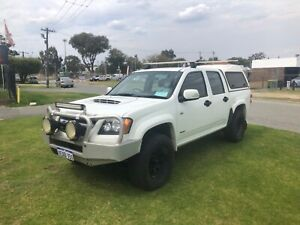 2008 Holden Colorado 4x4 Turbo Diesel Maddington Gosnells Area Preview