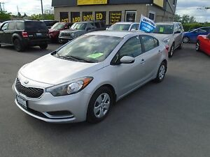 2014 Kia Forte 1.8L LX *APPROVED TODAY*