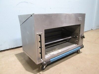 Southbend Mr-a36 Hd Commercial Nsf 32 Nat. Gas Salamandercheese Melter