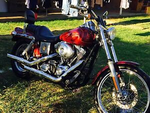 2001 wideglide Tumut Tumut Area Preview