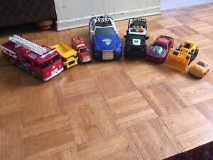 Toy cars, 8 toy cars for only 20$