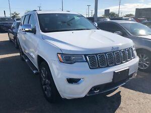2017 Jeep Grand Cherokee OVERLAND**PANORAMIC ROOF**TRAILER TOW G
