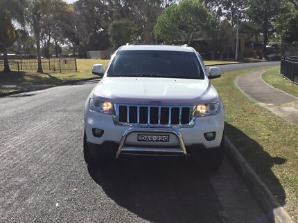 Car for Hire Jeep Grand Cherokee  Macquarie Fields Campbelltown Area Preview
