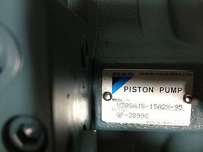 Daikin V-series Hydraulic Tandem Piston Pump V38sajs-15a2x-95
