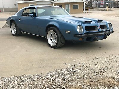 1974 Pontiac Firebird Formula 1974 Pontiac Firebird Formula 400 Numbers Matching REAL FORMULA NO RESERVE NR