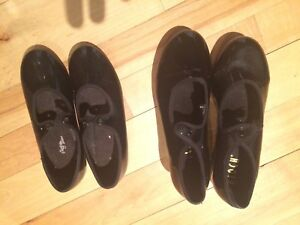 Ballet / tap dance shoes