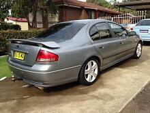 2004 Ford Falcon Sedan Narellan Vale Camden Area Preview