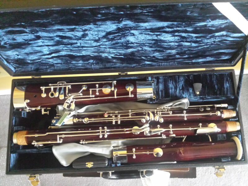 Puchner Bassoon Model 5000, Brand NEW! #13781