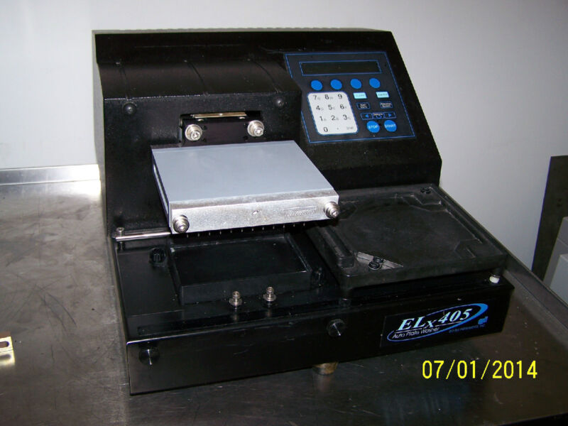 Bio-Tek Instruments ELx 405 Microplate Washer ELx405