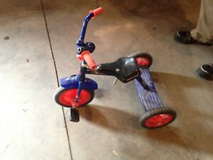 Spider-Man tricycle