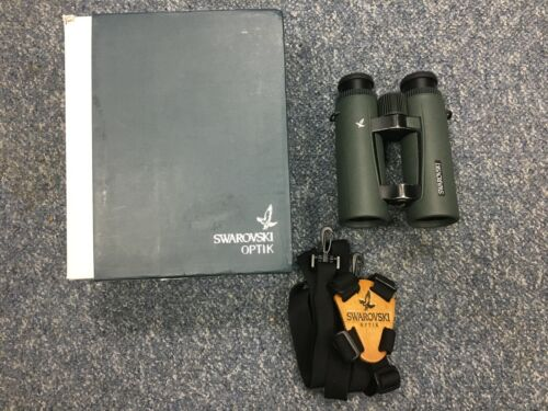 Swarovski EL Range 10 x 42 Rangefinder Binoculars - Factory Serviced