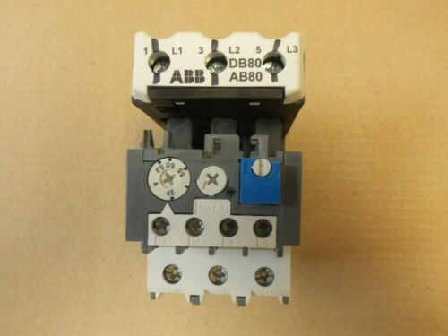 ABB TA75 DU thermal overload relay