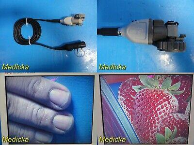 Stryker 1188 Hd Urology Camera Head W Coupler Only Razor Sharp Image 21416
