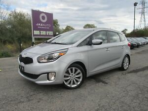 2014 Kia RONDO EX LEATHER HEATED SEATS REAR CAMERA LOW MILEAGE