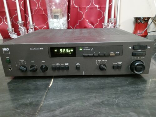 NAD Electronics AM/FM Stereo Receiver Model 7140