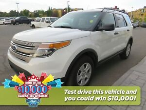 2014 Ford Explorer 3.5l v6 TIVCT 4WD with 7 seats