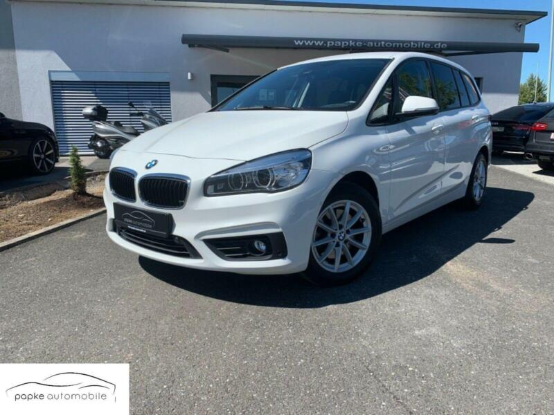 BMW 218d Gran Tourer *LED*Navi*PDC*EU6*
