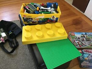 Huge Pile of LEGO! Kits & Loose Pieces Combined