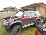 Toyota hilux surf roof rack Campbellfield Hume Area Preview