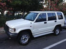 1997 HOLDEN JACKAROO AUTOMATIC GOOD CONDITION !!!!! Sydney City Inner Sydney Preview