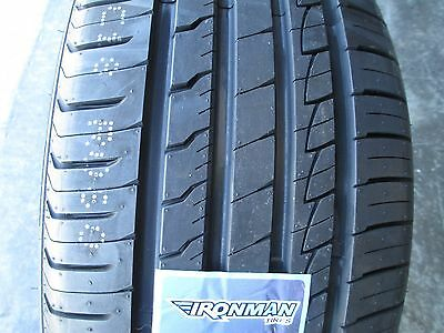 2 New 245/45ZR17 Inch Ironman Imove Gen 2 A/S Tires 2454517 245 45 17 R17 45R ()