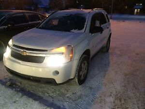 Chevy Equinox 2009 4\4